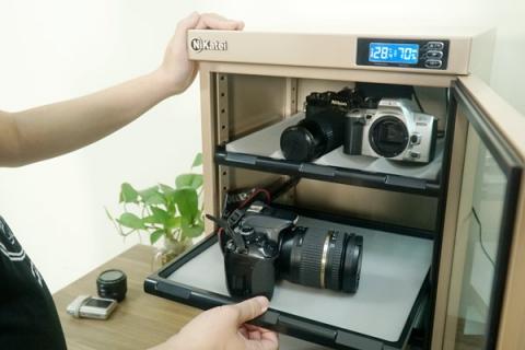 Tủ chống ẩm Nikatei - Công nghệ chống ẩm đỉnh cao của Nhật Bản