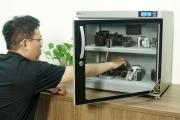 Nikatei ra mắt dòng sản phẩm tủ chống ẩm với những đột phá mới trong thiết kế