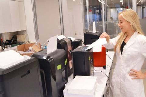 7 lưu quan trọng quan trọng để chọn mua máy hủy tài liệu phù hợp