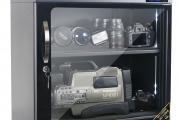 Tủ chống ẩm Nikatei thế hệ mới chống ẩm nhanh, phù hợp với ống kính máy ảnh