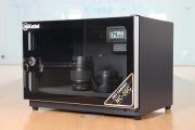 Bạn có biết tủ chống ẩm Nikatei viền mạ vàng thật?