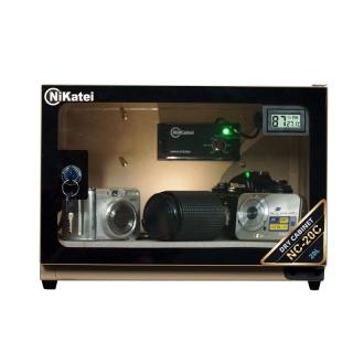 Tủ chống ẩm cao cấp Nikatei NC-20C Gold Plus