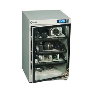 Tủ chống ẩm cao cấp Nikatei NC-80S Siver Plus ( 80 lít )